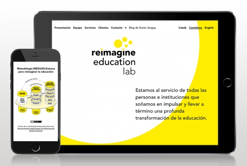 Reimagine · Education LAB