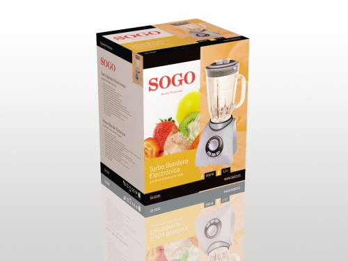 Imatge Corporativa Packaging SOGO