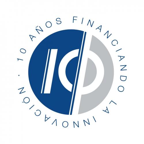 Logo 10º Aniversario F·Iniciativas